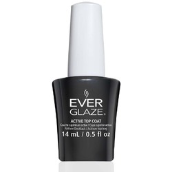 EverGlaze Air Dry Extended Wear Polish - TOP COAT 0.5 oz. (82351)