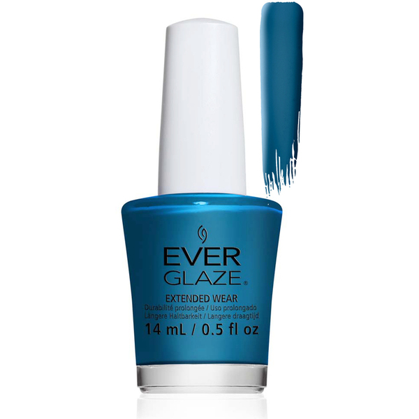 EverGlaze Air Dry Extended Wear Polish - CURRENT CRUSH 0.5 oz. (82308)