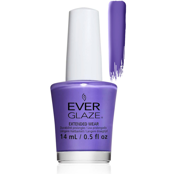 EverGlaze Air Dry Extended Wear Polish - DONT GRAPE ABOUT IT 0.5 oz. (82306)