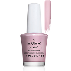 EverGlaze Air Dry Extended Wear Polish - FLASH MAUVE BOTTLE 0.5 oz. (82324)