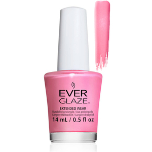EverGlaze Air Dry Extended Wear Polish - PAINT MY PIGGIES PINK 0.5 oz. (82301)