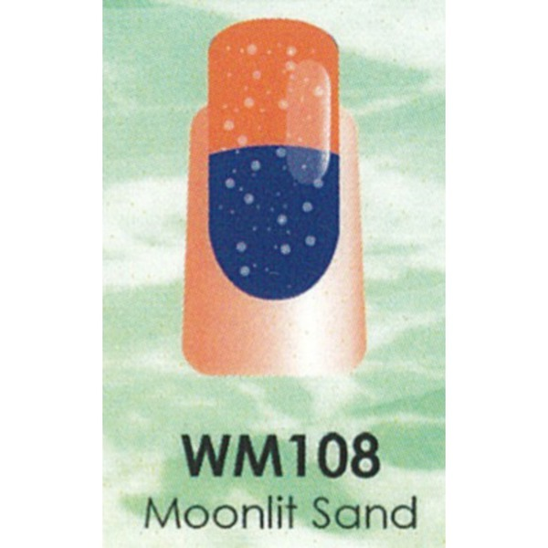 WaveGel Mood Color Soak Off Gel Polish - Moonlit Sand 0.5 oz. (WM108)