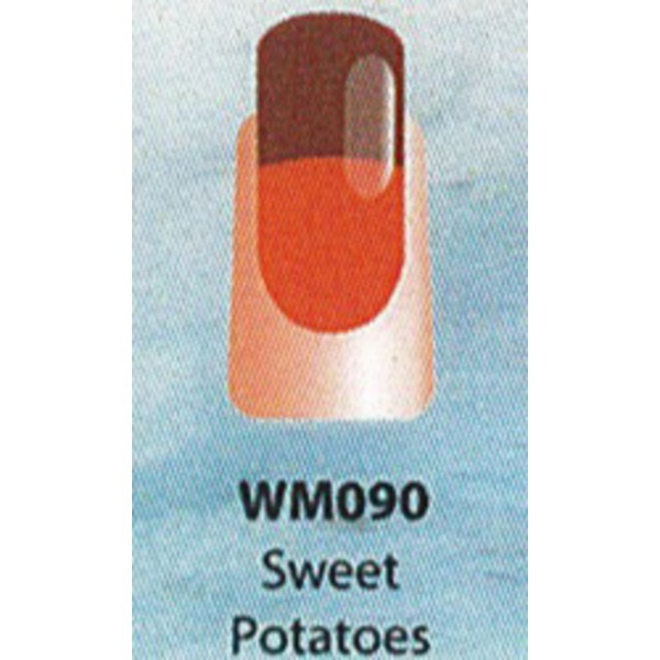 WaveGel Mood Color Soak Off Gel Polish - Sweet Potatoes 0.5 oz. (WM090)