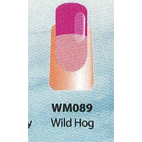 WaveGel Mood Color Soak Off Gel Polish - Wild Hog 0.5 oz. (WM089)