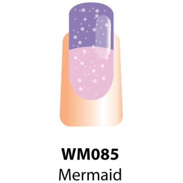 WaveGel Mood Color Soak Off Gel Polish - Mermaid Scales 0.5 oz. (WM085)