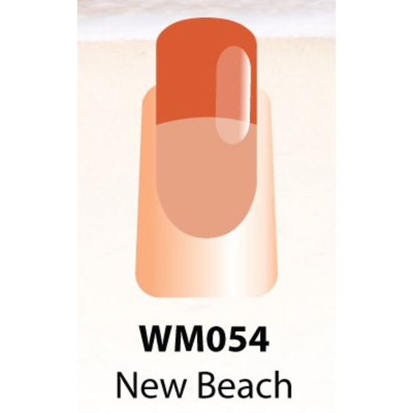 WaveGel Mood Color Soak Off Gel Polish - New Beach 0.5 oz. (WM054)