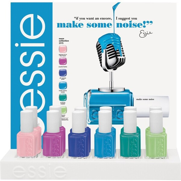 Essie Nail Color - Neon Collection 2015 - 12 Bottle Designer Display (994277)