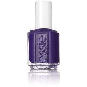 Essie Nail Color - Silk Watercolor Collection 2015 - No Shrinking Violet - a Fierce Ultra Violet Color 0.5 oz. (Essie929)