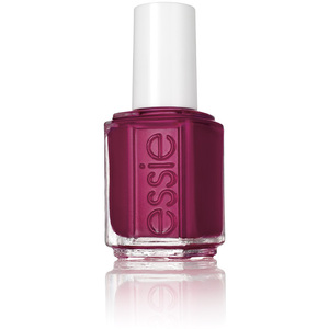 Essie Nail Color - Silk Watercolor Collection 2015 - Highest Bidder - a Lavish Deep Crimson Color 0.5 oz. (Essie928)