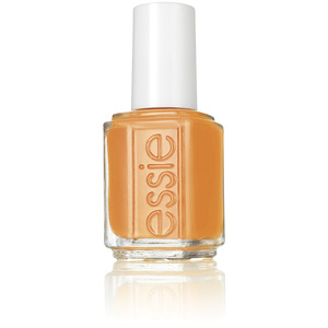 Essie Nail Color - Silk Watercolor Collection 2015 - Muse Myself - a Seductive Citrus Color 0.5 oz. (Essie924)
