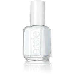 Essie Nail Color - Silk Watercolor Collection 2015 - White Page - a Vivid Bright White Color 0.5 oz. (Essie923)