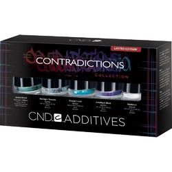 CND Additives - 2015 Contradictions Collection 5 Pack Set (0639370907611)