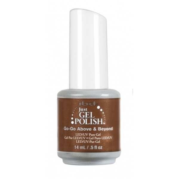 IBD Just Gel Polish - Go- Go Above & Beyond 0.5 oz. - #56782 (0039013567828)