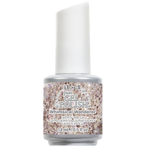 IBD Just Gel Polish - Hide Away Haven - Whimsical Wanderer 0.5 oz. - #57061 (#57061)