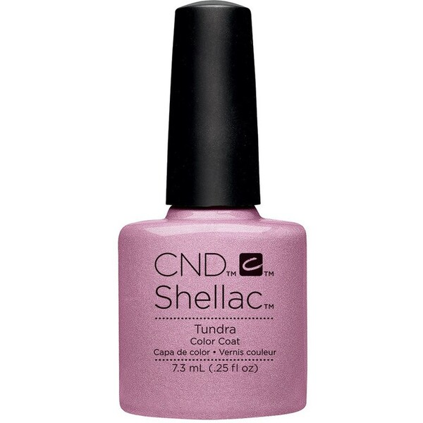 CND SHELLAC UV Color Coat - 2015 Aurora Collection - Tundra 0.25 oz. - The 14 Day Manicure is Here! (7720212)