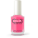 Color Club Lacquer - Peppermint Twist 0.5 oz. (05AN18)