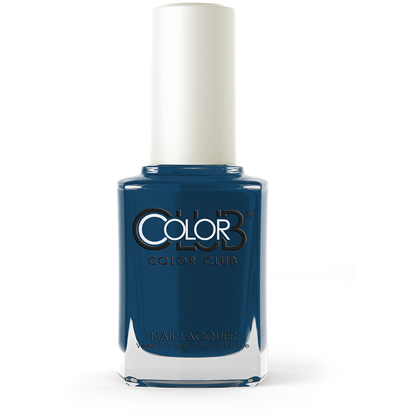 Color Club Lacquer - Baldwin Blues 0.5 oz. (05A1009)