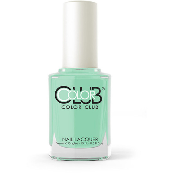 Color Club Lacquer - Blue-Ming 0.5 oz. (05A954)