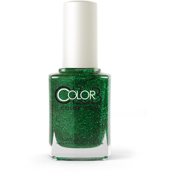 Color Club Lacquer - Object Of Envy 0.5 oz. (05A847)