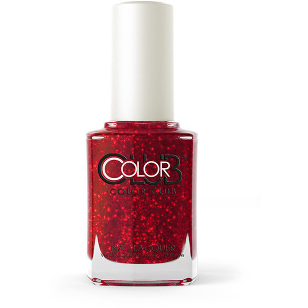 Color Club Lacquer - Ruby Slippers 0.5 oz. (05A489)