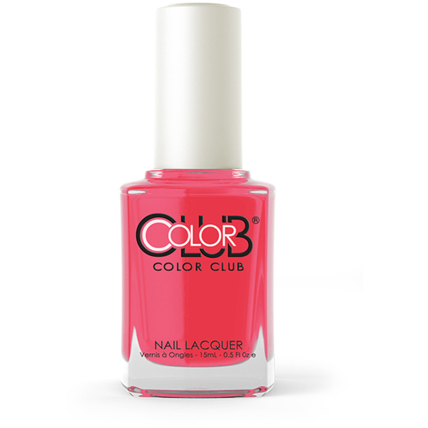 Color Club Lacquer - All Over Pink 0.5 oz. (05A47)