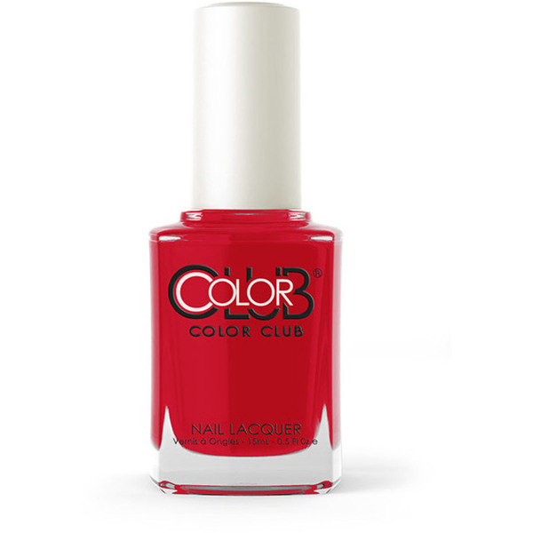 Color Club Lacquer - Regatta Red 0.5 oz. (05A832)