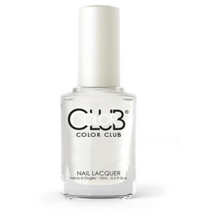 Color Club Lacquer - Frostbite Collection - WINTER WHITE 0.5 oz. (05A1086)