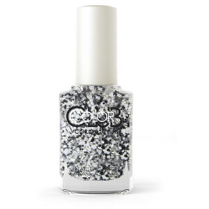 Color Club Lacquer - Frostbite Collection - WHAT A FLAKE 0.5 oz. (05A1085)