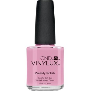 CND Vinylux Polish - Art Vandal Collection - Mauve Maverick 0.5 oz. - 7 Day Air Dry Nail Polish ()