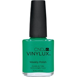 CND Vinylux Polish - Art Vandal Collection - Art Basil 0.5 oz. - 7 Day Air Dry Nail Polish ()