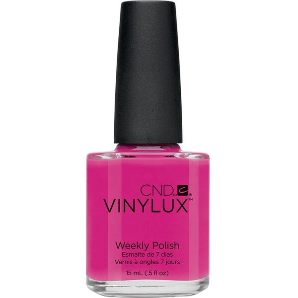 CND Vinylux Polish - Art Vandal Collection - Tutti Frutti 0.5 oz. - 7 Day Air Dry Nail Polish ()