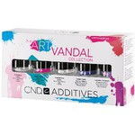 CND Additives - 2015 Art Vandal Collection 5 Pack Set ()
