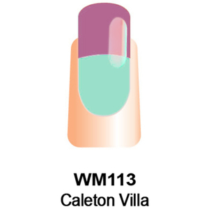 WaveGel Mood Color Soak Off Gel Polish - Caleton Villa 0.5 oz. (WM113)