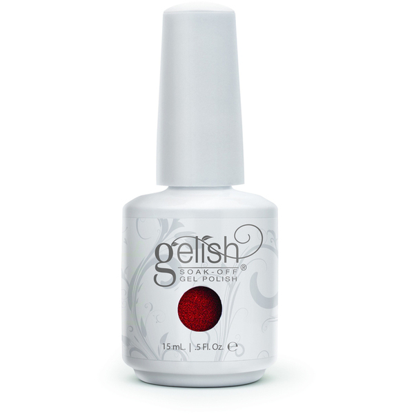 Gelish Soak Off Gel Polish - Botanical Awakenings Collection - What's Your Poinsettia? 0.5 oz. (#1100031)