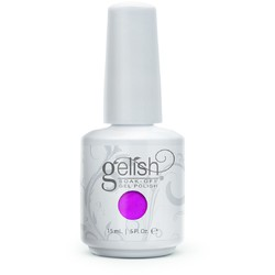 Gelish Soak Off Gel Polish - Kung Fu Panda Collection - Kung Fu-Chsia 0.5 oz. (#1100016)