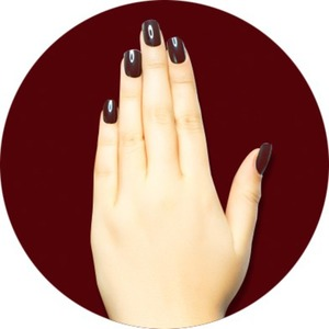 iGel Matched Set: 1 iGel Impecable Soaked-off Gel Polish 0.5 oz. + 1 iLacquer Matching Nail Lacquer Color 0.5 oz. - RED BERLIN - # 5 (igel-5)