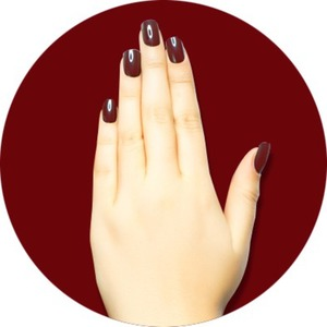 iGel Matched Set: 1 iGel Impecable Soaked-off Gel Polish 0.5 oz. + 1 iLacquer Matching Nail Lacquer Color 0.5 oz. - CLASSY - # 6 (igel-6)