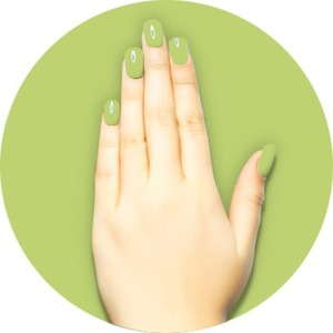 iGel Matched Set: 1 iGel Impecable Soaked-off Gel Polish 0.5 oz. + 1 iLacquer Matching Nail Lacquer Color 0.5 oz. - GREENTEA FRAPPUCCINO - # 35 (igel-35)