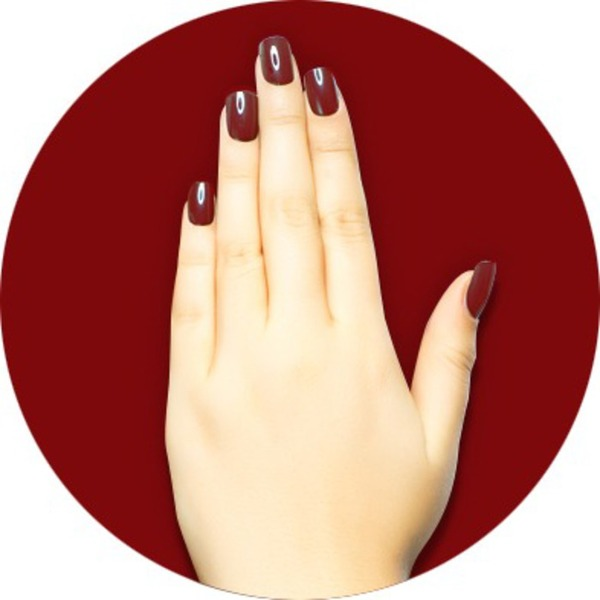 iGel Matched Set: 1 iGel Impecable Soaked-off Gel Polish 0.5 oz. + 1 iLacquer Matching Nail Lacquer Color 0.5 oz. - IRRESISTIBLE - # 51 (igel-51)