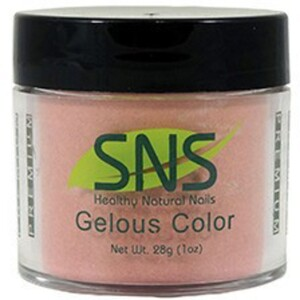SNS GELous Color Dipping Powder - MOCHACHINO #03 1 oz. (SNS#03)