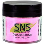 SNS GELous Color Dipping Powder - FLAMINGO DANCE #22 1 oz. (SNS#22)