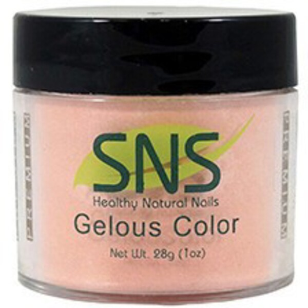 SNS GELous Color Dipping Powder - CHIHUAHUA BITE #39 1 oz. (SNS#39)