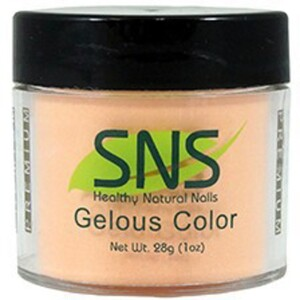 SNS GELous Color Dipping Powder - SILK CARNATION #44 1 oz. (SNS#44)
