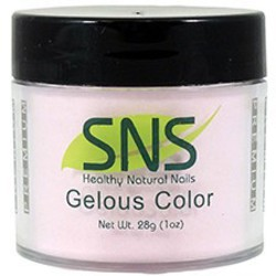 SNS GELous Color Dipping Powder - BARELY THERE PINK #56 1 oz. (SNS#56)