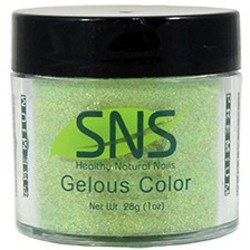 SNS GELous Color Dipping Powder - ROMANTIC HONEYMOON #110 1 oz. (SNS#110)