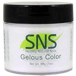 SNS GELous Color Dipping Powder - BARELY TOUCH #131 1 oz. (SNS#131)