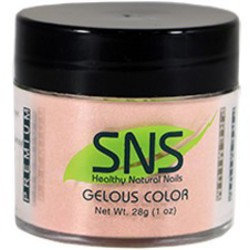 SNS GELous Color Dipping Powder - TEA WITH THE QUEEN #176 1 oz. (SNS#176)