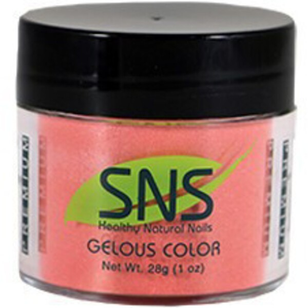 SNS GELous Color Dipping Powder - CAJUN SUN #188 1 oz. (SNS#188)