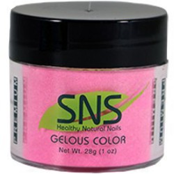 SNS GELous Color Dipping Powder - PINK FLAMINGOS #230 1 oz. (SNS#230)