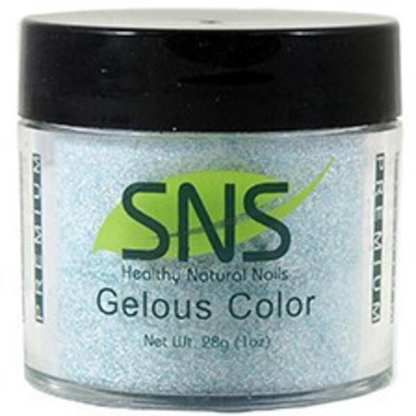 SNS GELous Color Dipping Powder - SUPER MODEL WALK #244 1 oz. (SNS#244)
